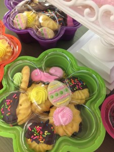 Easter cookie packs